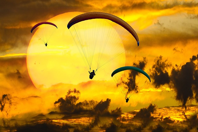 soaring-high