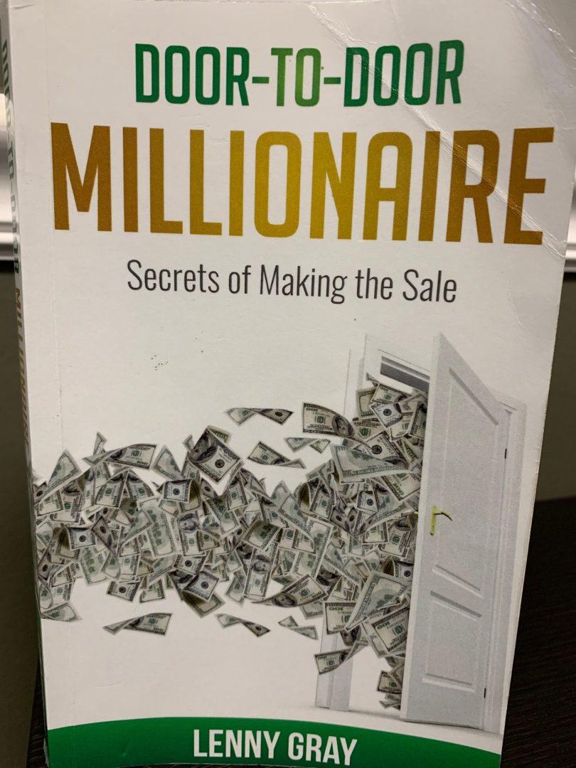 door to door millionaire